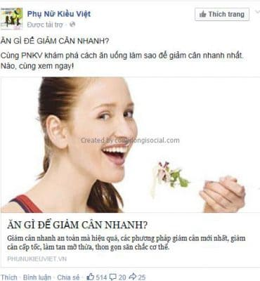 quảng cáo facebook tại bmt daklak