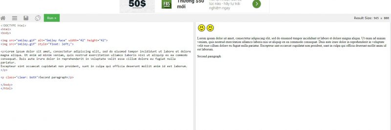 img trong html