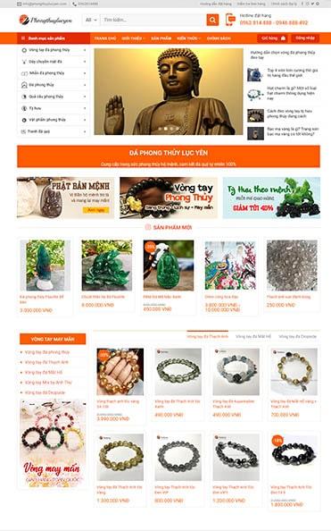 thiết kế website bán hàng bmt